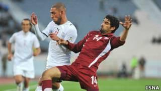 ایران فردا با قطر بازی میکند