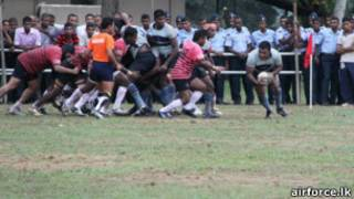 Sri Lanka rugby team