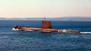 kapal salam nuklir