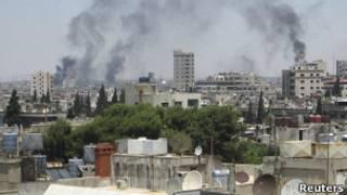 شهر حمص