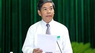 Bộ trưởng Nguyễn Minh Quang trả lời chất vấn Quốc hội