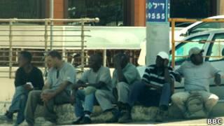 Приезжие из Африки в Израиле