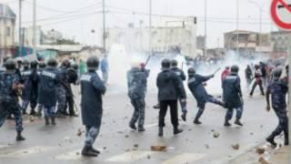 احتجاجات توغو