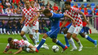 Italia na Croatia