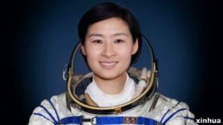 ليو يانغ أول رائدة فضاء صينية