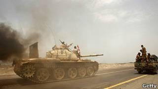 هجوم القوات اليمنية على القاعدة في جنوب اليمن