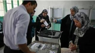 Bầu cử ở Ai Cập