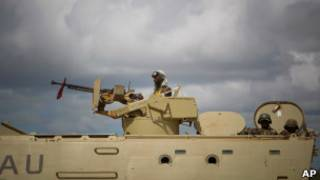 قوات الاتحاد الافريقي في الصومال