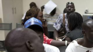 المهاجرون السودانيون الجنوبيون