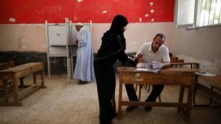 رای گیری در مصر