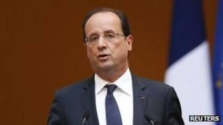 François Hollande (Reuters)