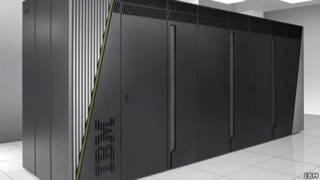 Supercomputadora de IBM