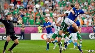Italia na Jamhuri ya Ireland