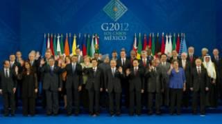 زعماء مجموعة العشرين