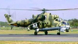 रूसी हैलीकॉप्टर