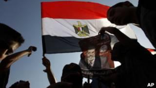 طرفداران محمد مرسی