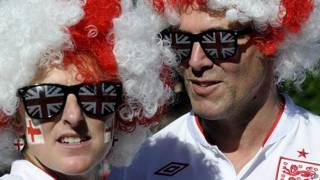 هواداران انگلستان