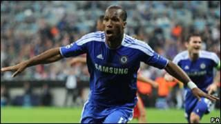 Didier Drogba amaze kwinjiza igitsindo mu kwezi guheze