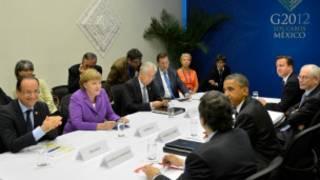 Shugabannin kasashen G20