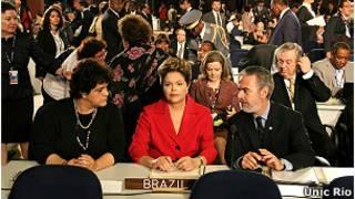 Dilma Rousseff na Rio+20 | Foto: Unic Rio/ Pieter Zalis