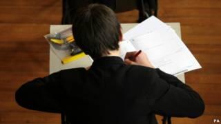 A-levels考試