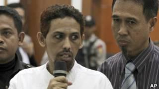 Умар Патек в суде