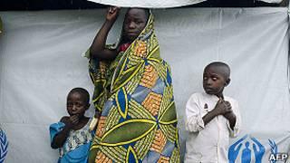 Uganda ishaka gushira impunzi mu nkambi