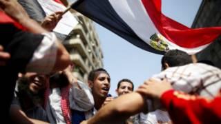 مظاهرات في التحرير