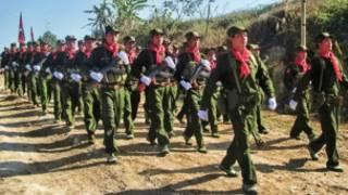 SSA SSPP soldiers
