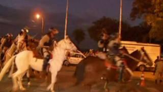 اشتباكات في بارغواي