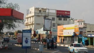 Mu mujyi wa Bujumbura