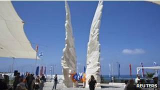 نصب تذكاري للجنود الروس في اسرائيل