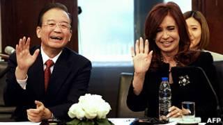 الصين والأرجنتين