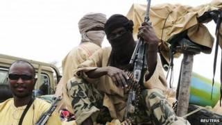 پیکارجوی اسلامگرای آفریقا