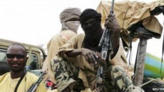 مسلحون اسلاميون في مالي