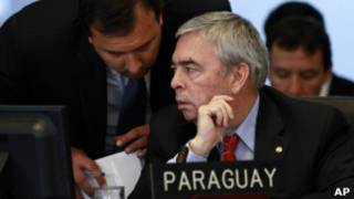 Reunião da OEA | Foto: AP