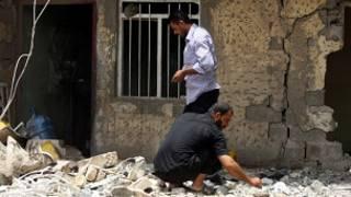 انفجار في منطقة المدائن في بغداد