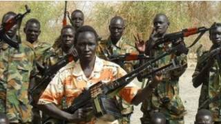 Inyeshamba muri Sudan y'Epfo