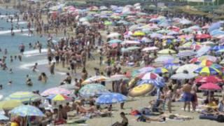 西班牙旅游度假地之一的伊比扎(Ibiza)
