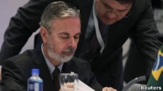 Chanceler brasileiro Antonio Patriota (Foto: reuters)
