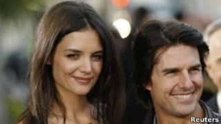 Tom Cruise và Katie Holmes
