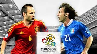 ایتالیا و اسپانیا