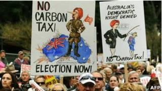 Демонстрация в Сиднее