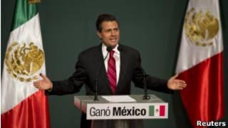 Enrique Peña Nieto (Foto Reuters)