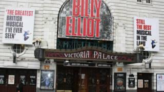 倫敦維多利亞劇院