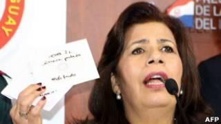 María Liz García