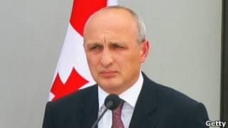 Новый премьер-министр Грузии Вано Мерабишвили