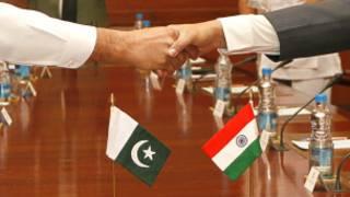 भारत पाक बातचीत