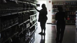 अमरीका में बिजली नहीं