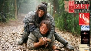 东方电影节海报,成龙《大兵小将》镜头